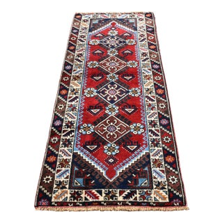 Antique Turkish Runner - 2′6″ × 6′4″