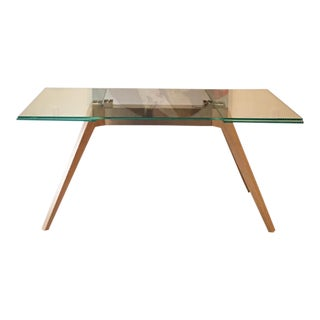 "Pianca Extendable Dining Table ""Delta"""