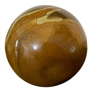 Vintage Spanish Marble La Pedregala Paperweight For Sale