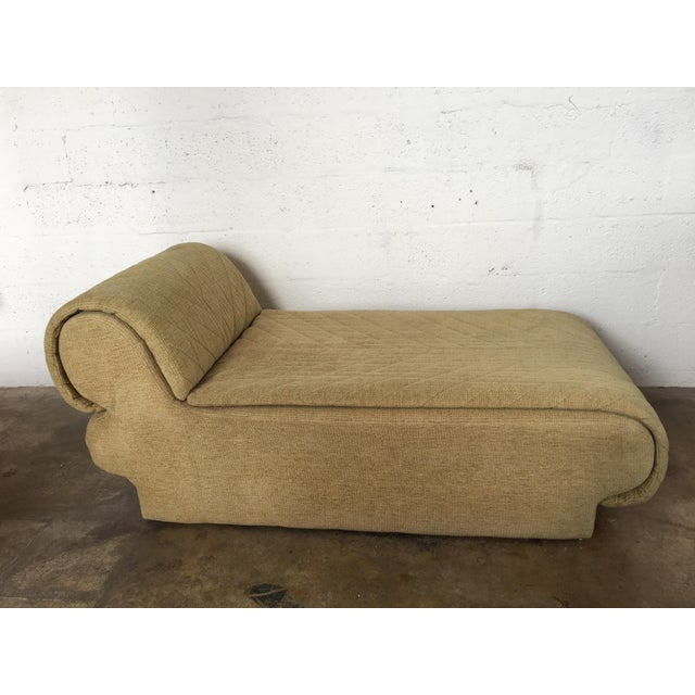 Furniture For Less Miami: Vintage Vladimir Kagan For Preview Furniture Chaise Lounge
