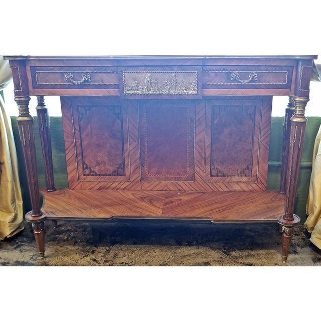 19c French Breakfast Console Buffet For Sale - Image 4 of 13