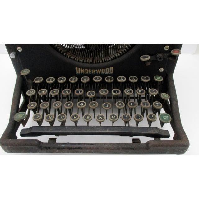 Antique Underwood Typewriter - Image 10 of 11