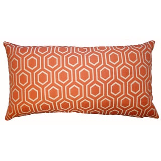 Mod Graphic Pattern Down Pillow