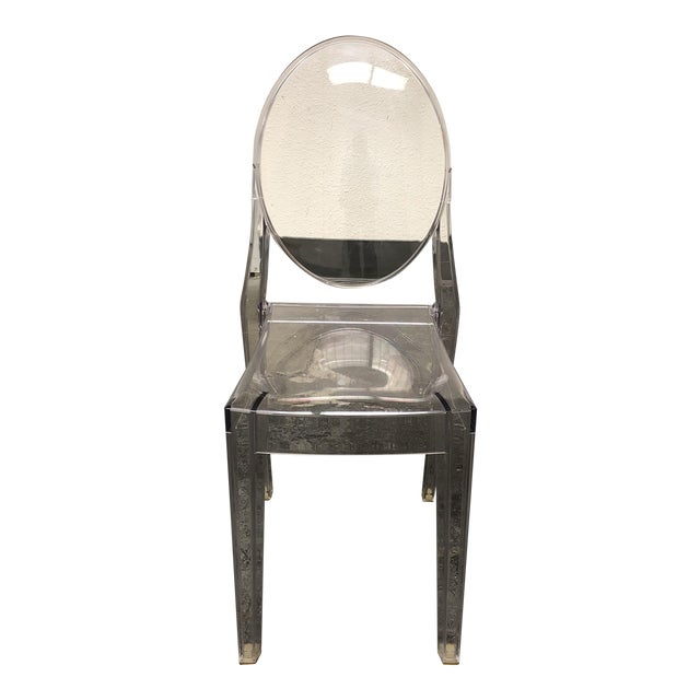 Kartell Victoria Ghost Chair - Image 1 of 9