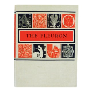"""The Art of the Book, the Fleuron"" Oversized Hardcover"