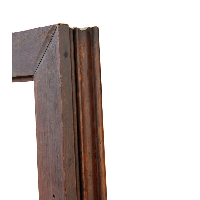 19th Century American Walnut Frame - Image 5 of 7