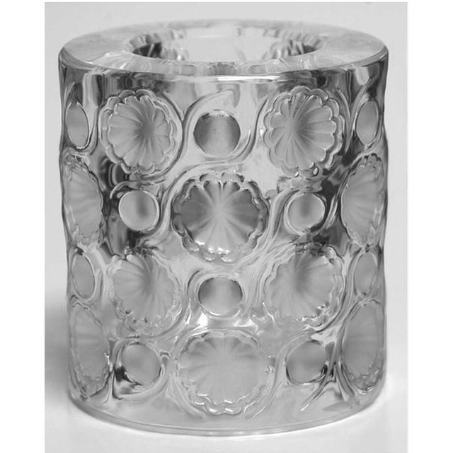 1920s Antique Lalique Tokyo Ashtray and Cigarette Holders - 3 Pieces For Sale - Image 9 of 11