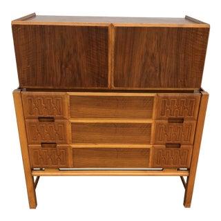 Mid-Century Modern Edmund Spence Cabinet For Sale
