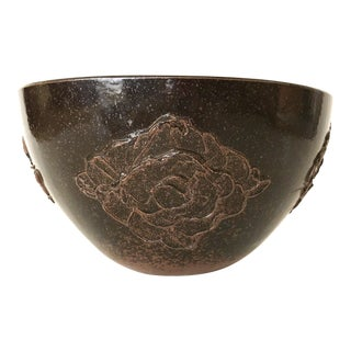 David Cressey for Architectural Pottery Solar Bowl For Sale