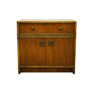 """Hickory Manufacturing Co. Rustic Italian Country Style 26"""" Cabinet Nightstand 720-90 For Sale"""