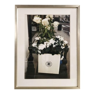 Soicher Marin Paris Street Chanel Planter For Sale