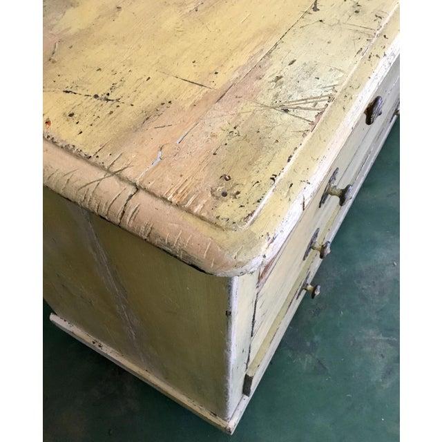 Metal 19th C. Scandinavian Dresser For Sale - Image 7 of 13