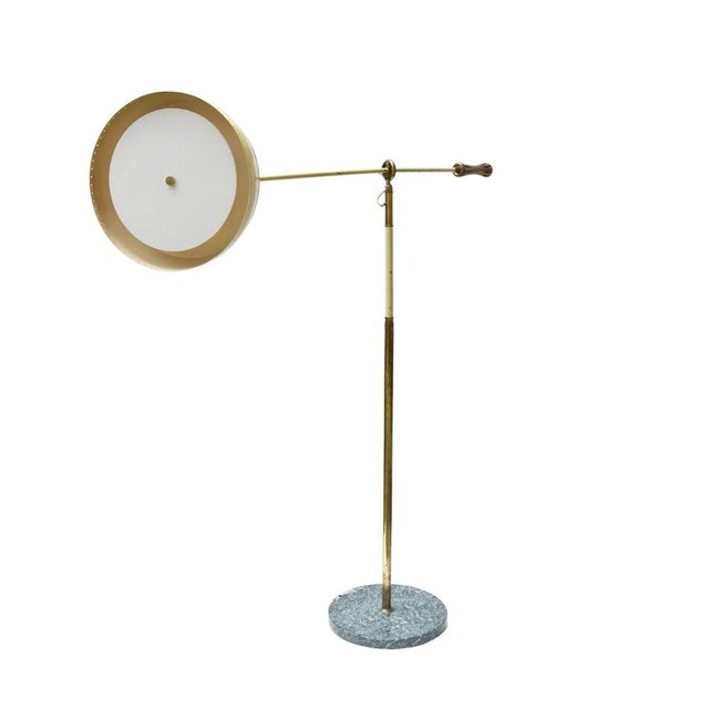 Angelo Lelli Design Floor Lamp For Sale - Image 9 of 11