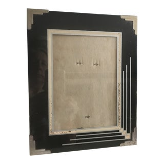 1920s Art Deco Picture Frame For Sale