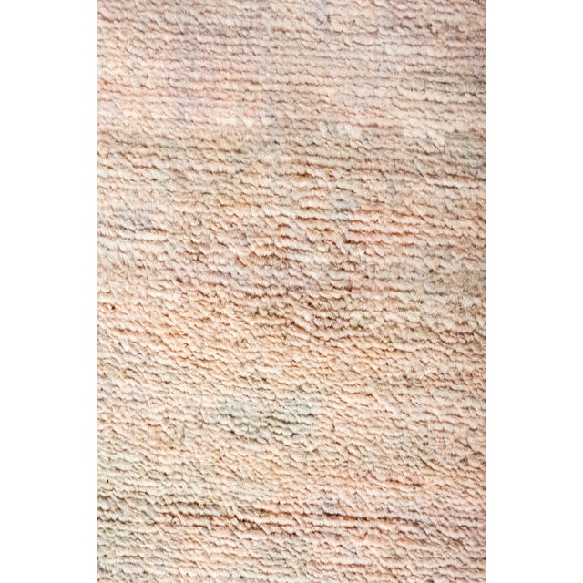 """Vibrance Hand Knotted Runner Rug - 2' 5"""" X 14' 4"""" - Image 3 of 4"""