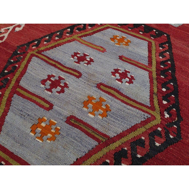 Sharkisla Kilim For Sale - Image 4 of 8