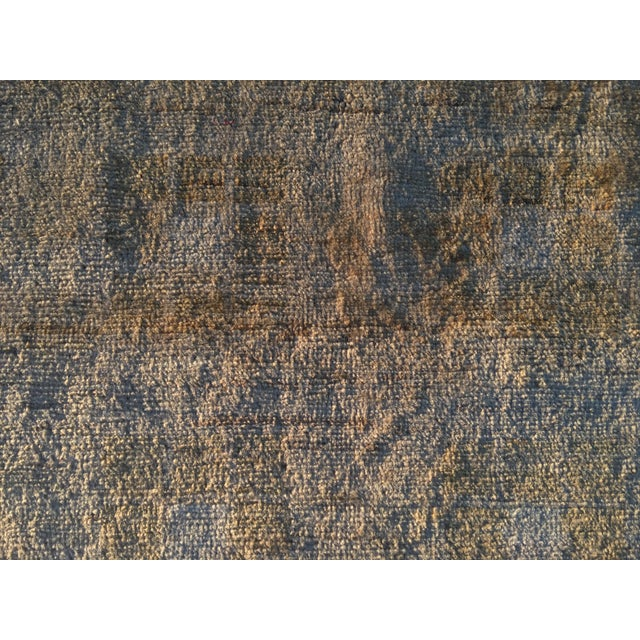 Persian Vintage Sultanabad Rug - 4′ × 5′8″ - Image 4 of 11