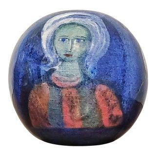 Polia Pillin Ball Vase For Sale