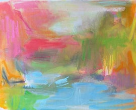 Image of Bright Pink Fine Art