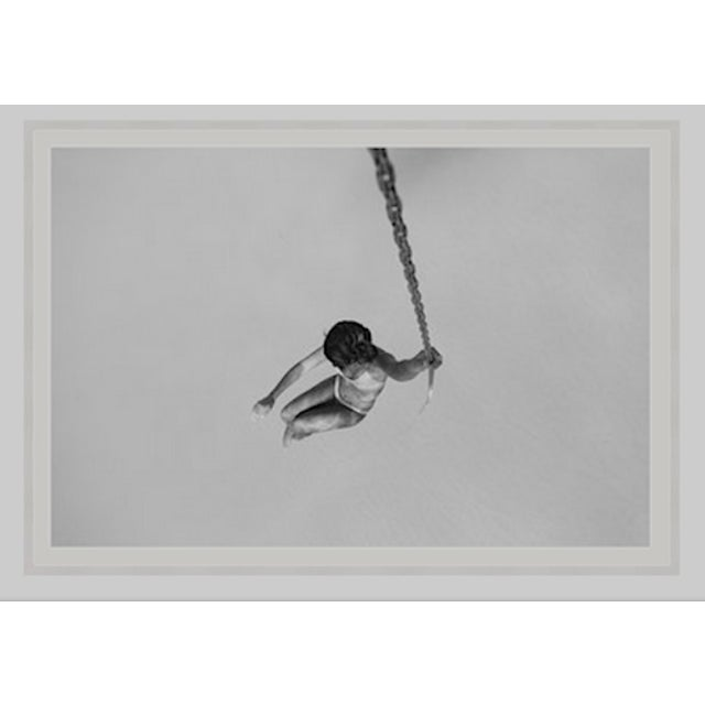 """""""Swing"""" Framed Floated Print Photograph on Rag Paper by Enric Gener For Sale - Image 9 of 9"""