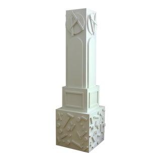 Artist Column #2 Sculpture For Sale