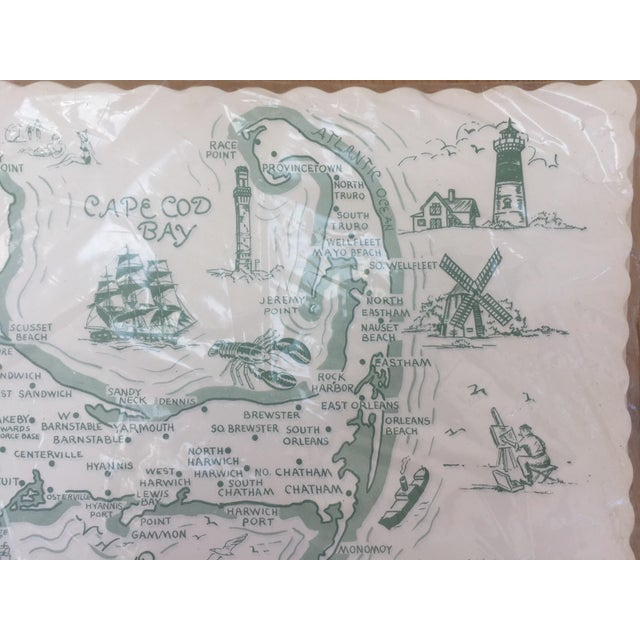 Paper Paper Placemats Cape Cod - Set of 36 For Sale - Image 7 of 7