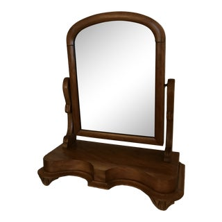 Antique Dresser Top Mirror For Sale