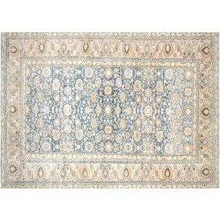 """1920s Persian Heriz Carpet - 8'8"""" X 12' For Sale"""