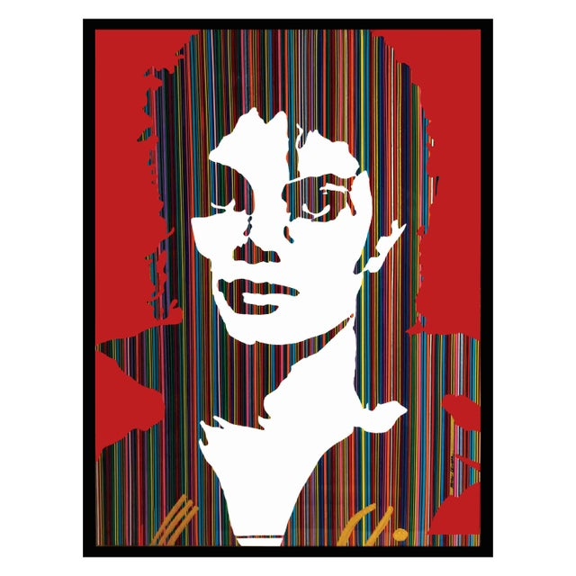 Early 21st Century King of Pop I by Mauro Oliveira For Sale - Image 5 of 5