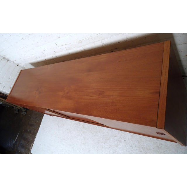 Wood Mid-Century Modern Danish Credenza For Sale - Image 7 of 11