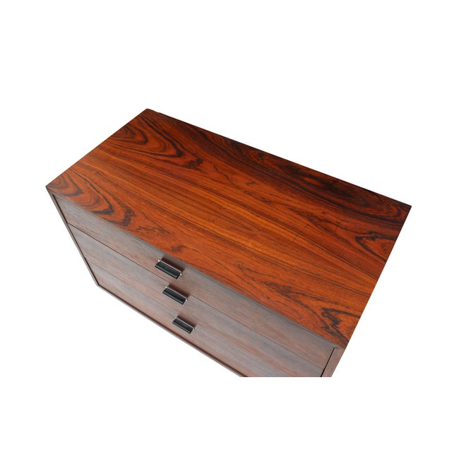Harvey Probber Rosewood Chest Dresser - Image 4 of 10