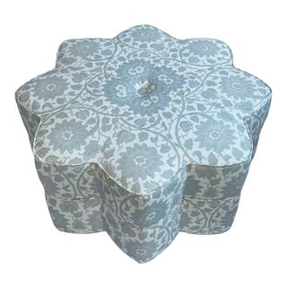 Stella Ottoman in Trotwood by Peter Fasano For Sale