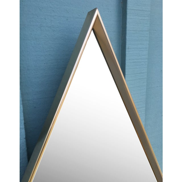 Donnelly-Kelley Mid Century Iconic Diamond Mirror For Sale - Image 5 of 6