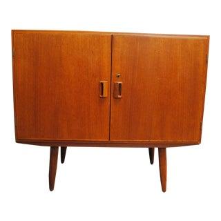 Vintage Danish Modern Teak Borge Mogensen Cabinet/Credenza For Sale