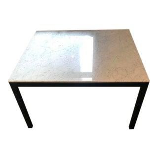Custom Room & Board Venatino Marble Dining Table