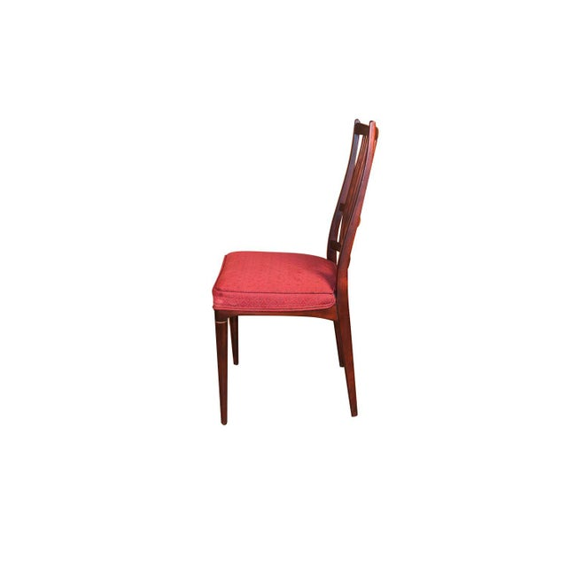 1950s 6 Svante Skogh Rosewood Cortina Dining Chairs For Sale - Image 5 of 13