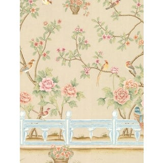 Casa Cosima Indra Diptych Wallpaper Mural - Sample For Sale