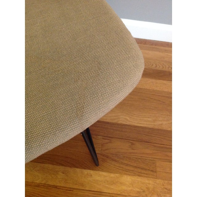 Harry Bertoia for Knoll Bird Chair & Ottoman For Sale - Image 9 of 10