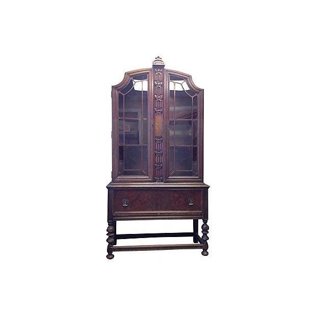 Glass Door China Cabinet - Image 3 of 8