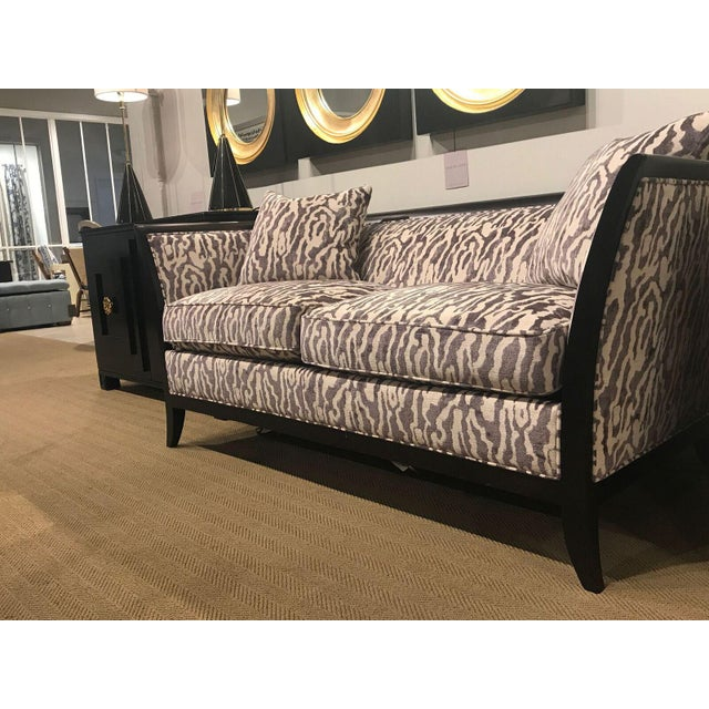 Modern Hickory Chair Gentry M2m Sofa For Sale - Image 3 of 5