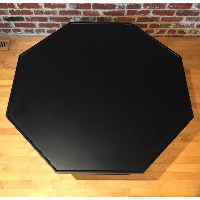 Mid-Century Modern 1960s Mid-Century Modern John Van Koert for Drexel Ebonized Casa Del Sol Coffee Table For Sale - Image 3 of 7