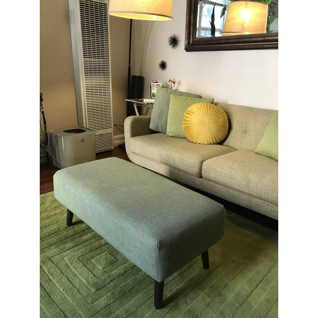 Room and Board Mid-Century Anson Sofa For Sale - Image 9 of 11