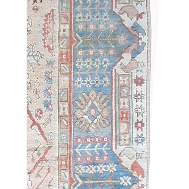 Textile Antique Turkish Ghiordes Rug For Sale - Image 7 of 9