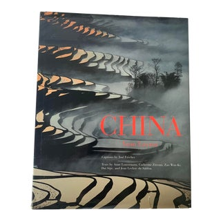 China By Yann Layma Coffee Table Book For Sale