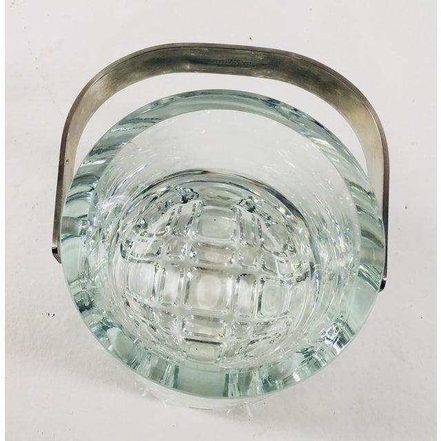 Orrefors Crystal Ice Bucket For Sale In Philadelphia - Image 6 of 7