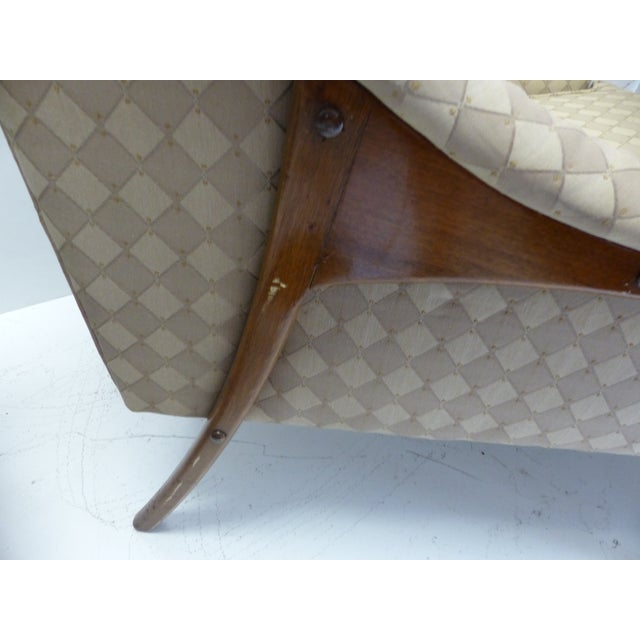 Mid-Century Adrian Pearsall Style Chairs - A Pair - Image 7 of 8
