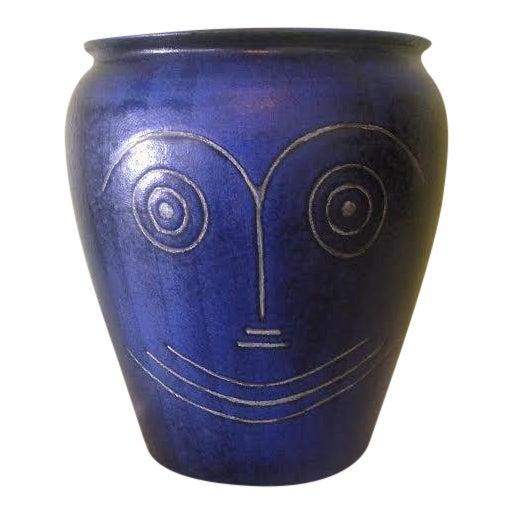 Marcello Fantoni Ceramic Vase - Image 1 of 5