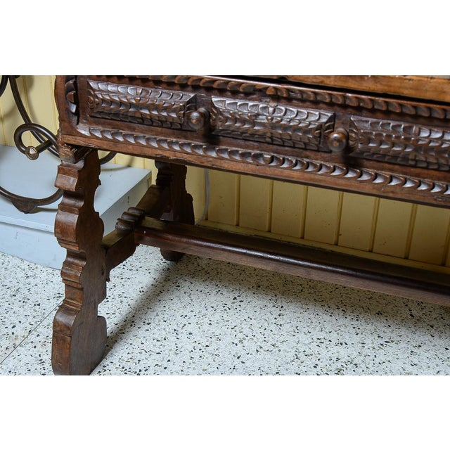Late 18th Century Italian Table For Sale - Image 5 of 8