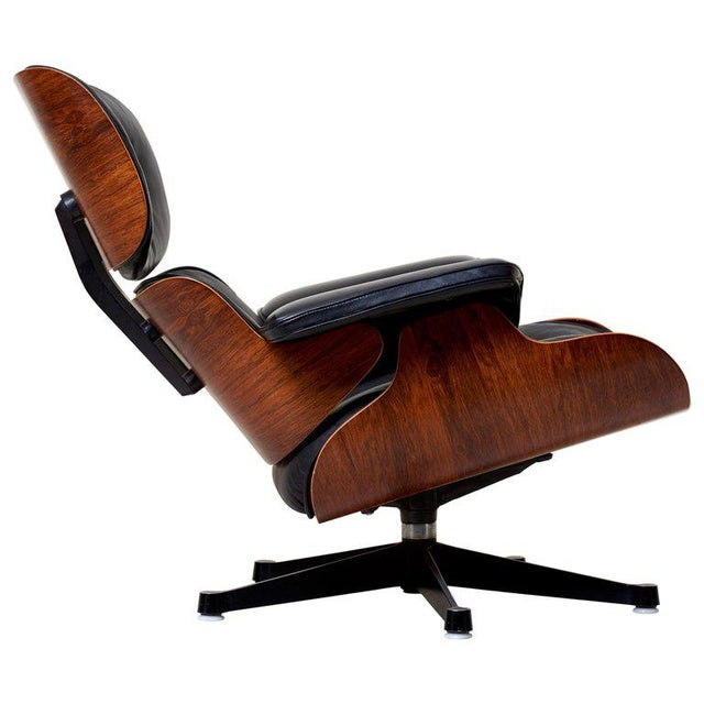 Classic Lounge Chair by Ray and Charles Eames for Herman Miller, 1970s For Sale - Image 12 of 12