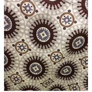 Sunbrella Medallion Thistle Fabric - 1 Yard For Sale